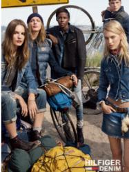 "Hilfiger Denim Fall/Winter 2014 ""Across the Pond"""