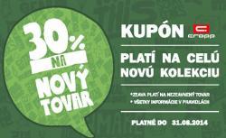 KUPÓN - 30%