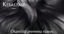 KÉRASTASE Paris - nová značka v kaderníctve GIO