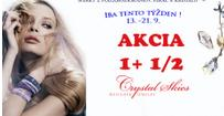 Crystal Skies Jewelery - akcia 1+1/2