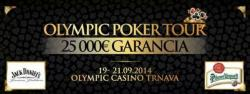 Olympic poker tour